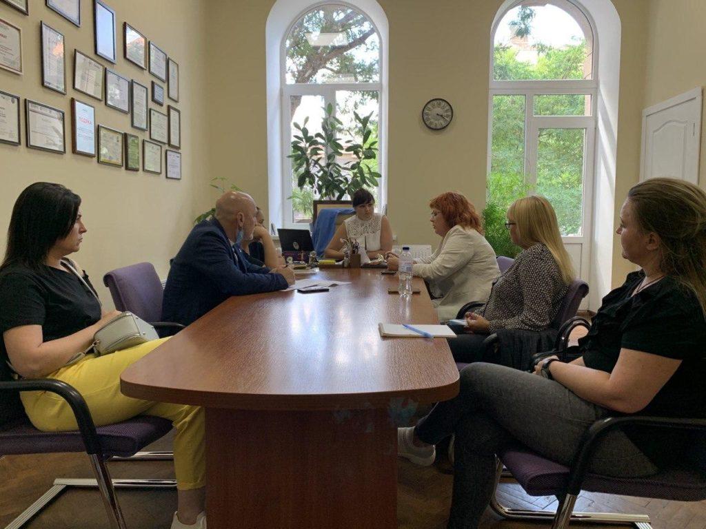 Розширена нарада провідних фахівців фтизіатричної служби Одеської області