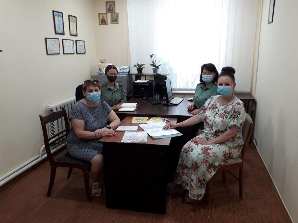Моніторинговий візит до Консультативного кабінету  в Ізмаїлі