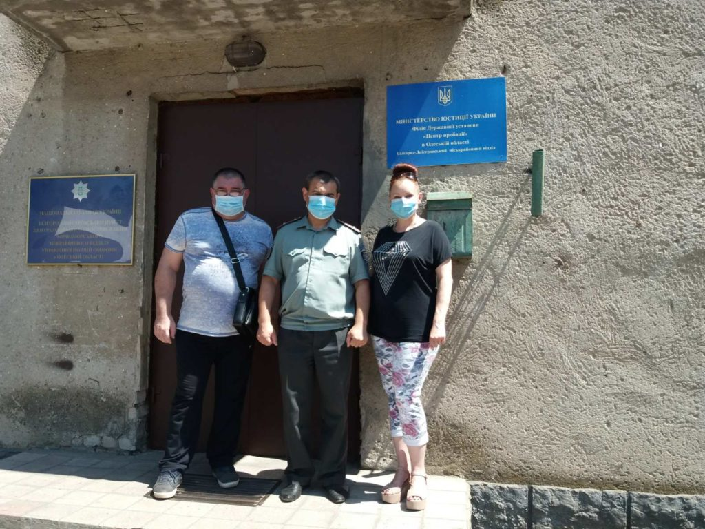 Моніторинговий візит до Консультативного кабінету  в Білгород – Дністровську