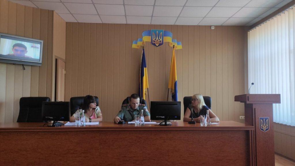 Робоча зустріч щодо залучення до соціальної роботи осіб з числа засуджених в рамках проекту «Заради життя» в Одеському регіоні