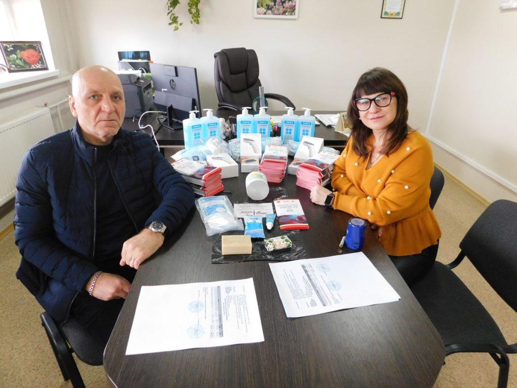 Співпраця з філією Державної установи «Центр охорони здоров'я ДКВС України» в Одеській області