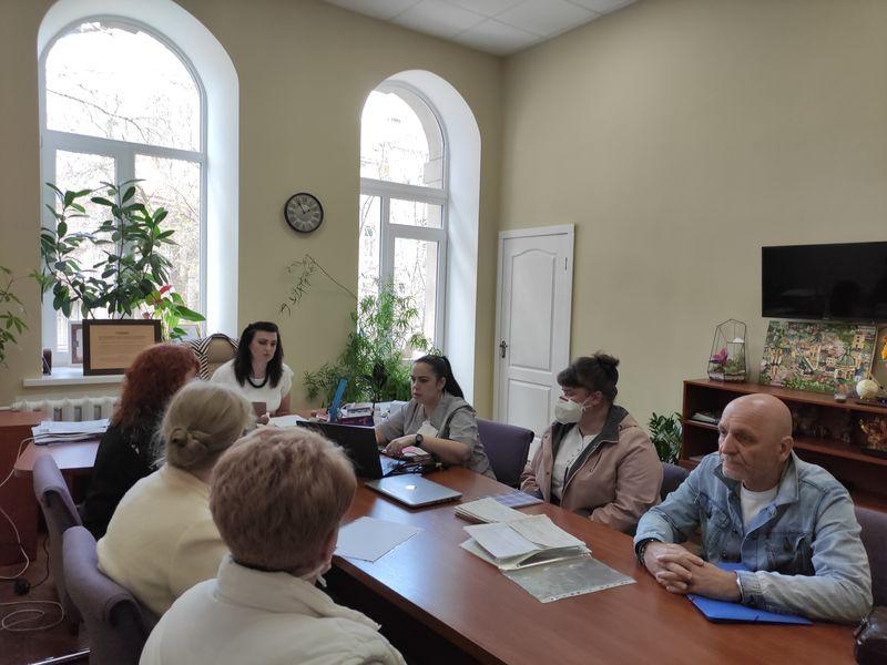 Координація діяльності напрямку по наданню медико-соціально-психологічної підтримки хворим на ТБ/ХРТБ