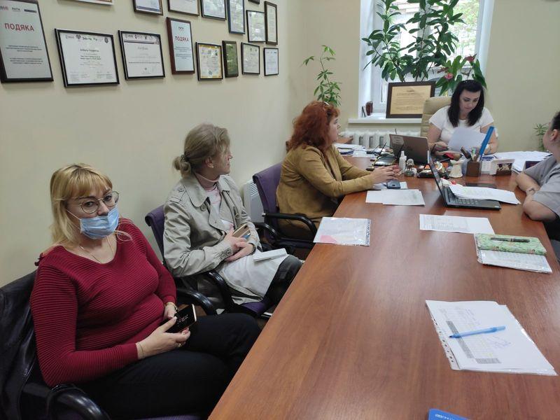 Розширенна робоча зустріч щодо надання медико-соціально-психологічної підтримки хворим на ТБ/ХРТБ